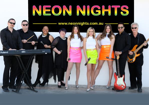 NeonNightPoster